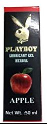 PlayBoy Herbal Lubricant Gel – Apple Flavour