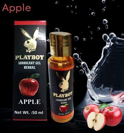 PlayBoy Herbal Lubricant Gel – Apple