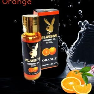 Playboy Herbal Lubricant – Orange