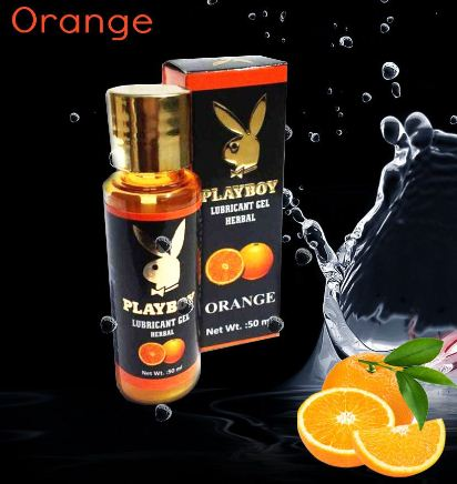 Playboy Herbal Lubricant – Orange